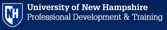 UNH Professional Development & Training